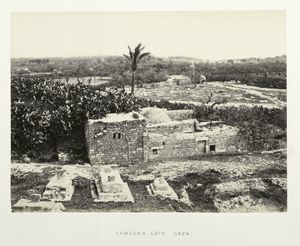 Samson's Gate, Gaza