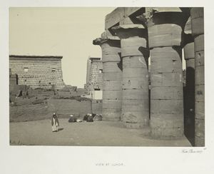 View at Luxor