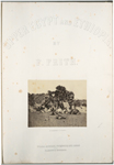 An encampment in Ethiopia [first title page].