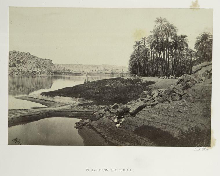 Upper Egypt and Ethiopia  1862