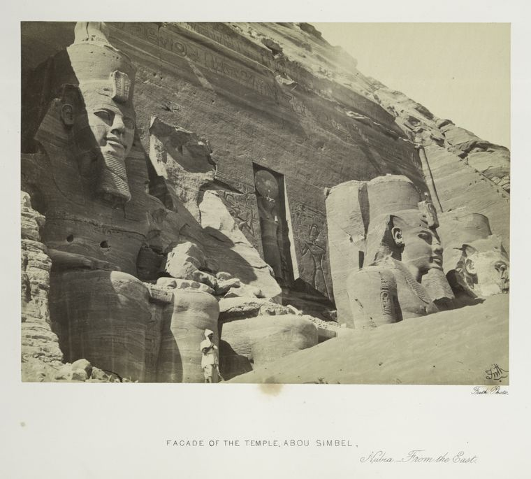 This is What Ramses II, King of Egypt Looked Like  in 1862