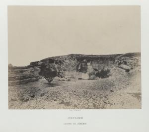 Grotte de Jérémie.