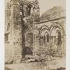 Saint Sépulcre, clocher