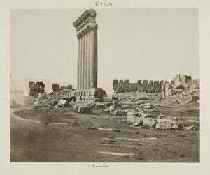 Syria.  Baalbec
