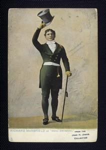 Richard Masfield as Beau Brummel