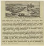 Oldest view of New Amsterdam: from the Beschryringhe van Virginia, 1651