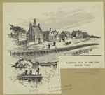 Coenties Slip in the old Dutch times