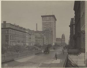 Belmont and Murray Hill Streets, New York, N.Y.