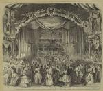 The Light Guard Ball at the Academy of Music, on Tuesday evening, January 10, 1860