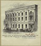 Tripler's Hall, or Metropolitan Hall, 1854.