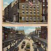 Fraunces' Tavern, Broad And Pearl Streets ; Bowery And Elevated Road.