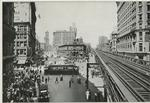 Broadway and Herald Square, looking north, New York.