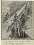 The Henry Hudson Memorial Bridge.