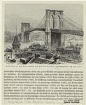Brücke über den East River zwischen New York und Brooklyn.