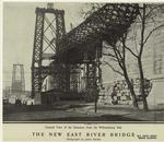 The new East River bridge