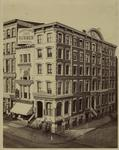 205-207 Broadway and 160-163 Fulton Street, near City Hall Park.