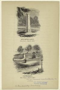 Sturtevant : the tour -- Battle Hill ; Cowdrey : the tour -- Battle Hill.