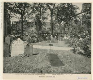 Trinity Churchyard.