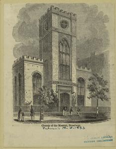 Church of the Messiah, Broadway.