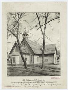 The Chapel of St. Cornelius.
