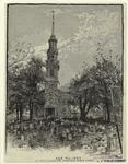 St. Paul's Church, New York, from Church Street
