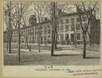 Columbia College in 1850