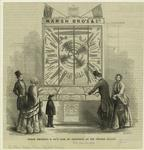 Marsh Brothers & Co.'s case on exhibition at the Crystal Palace