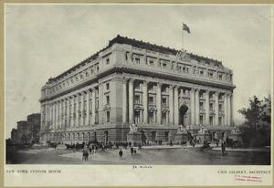 New York Custom House.
