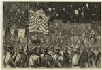 Grand demonstration of the Democracy in New York City, October 5, 1868.