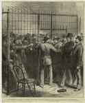 The presidential election in America : fraudulent voters in custody at the United States Circuit Court, New York.