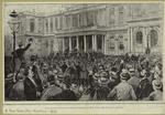 Gen. Butler's speech for Horace Greeley in NewYork, 1866, City Hall Square.