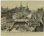 Forty-second Street and Sixth Avenue station, Metropolitan (Gilbert) elevated railrway