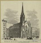 New York City -- Rev. Dr. Hall's Old Church, Nineteenth Street and Fifth Avenue.