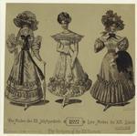 Die Moden des XIX. Jahrhu
