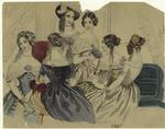 Women, United States, 1845.