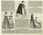 Fashions For April ; Madame Castellan ; Fashions For April.