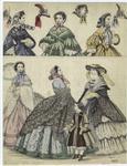 [Women, a child and bonne