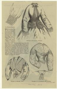 [Women's clothing, United States, 1864.]