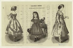 Children's dresses.