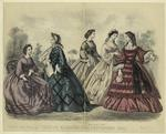 Godey's fashions for Sept