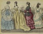 Women, England, 1860s.