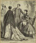 Modes Du Printemps De 1867.