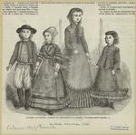 Costumes de pupées, modèl