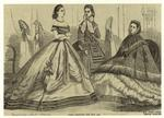Paris Fashions For May, 1865.