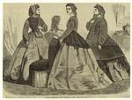 Paris Fashions For January, 1865.