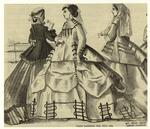 Paris Fashions For July, 1865.