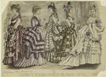 Godey's fashions for May