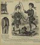 Boys' Wardrobe : Cut-Away Coat, Sailor Vest Blouse, Knee Pantaloons, Pleated Blouse, And [Knickerbockers] For Boy From 4 To 9 Years Old.