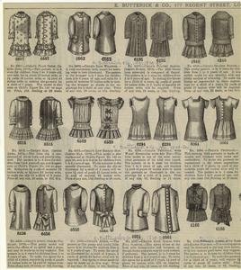 [Children's clothes, E. Butterick & Co., N.Y., 1879-1880.]