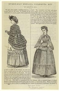 Every-day dresses, garments, etc., by Emily H. May.